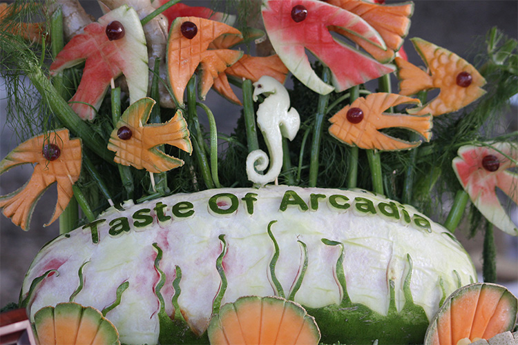 Taste of Arcadia water melon
