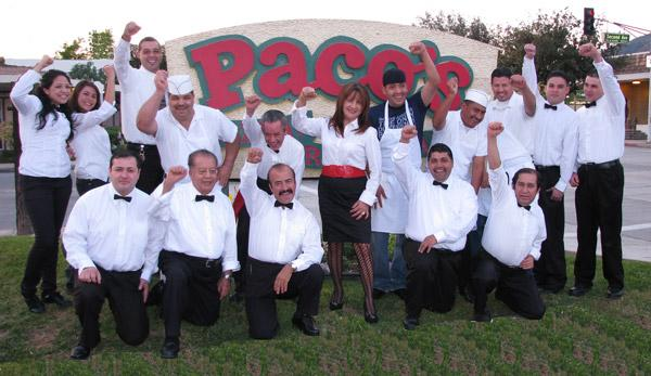 Paco S Mexican Restaurant Arcadia Ca