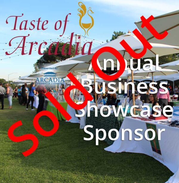 Annual Business Showcase Sponsor product picture