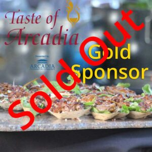 Gold Sponsor SOLD OUT product picture