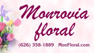Monrovia Floral Logo