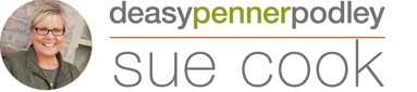 Sue Cook Deasy Penner Podley Logo