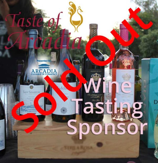 Wine Tasting Sponsor product picture SOLD OUT