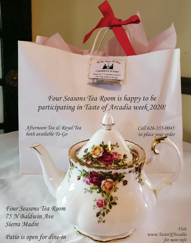 Four Seasons Tea Room joins Taste