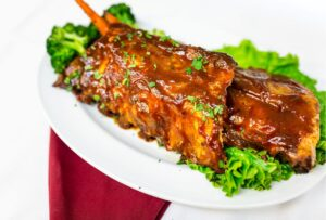 The Derby ribs