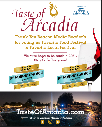 Beacon Media Taste Ad